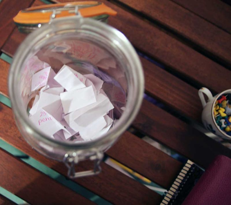 Self-Worth  Boost Achievement Jar | carlalouise.com