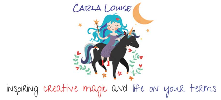 Carla Louise | inspiring creativity, magic and life on your terms