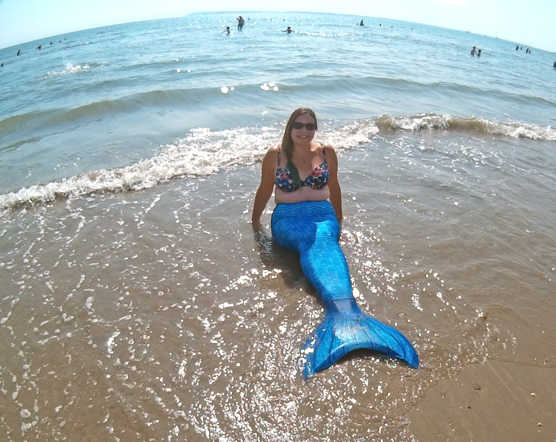 Mermaid Kerenza Sapphire at Selsey