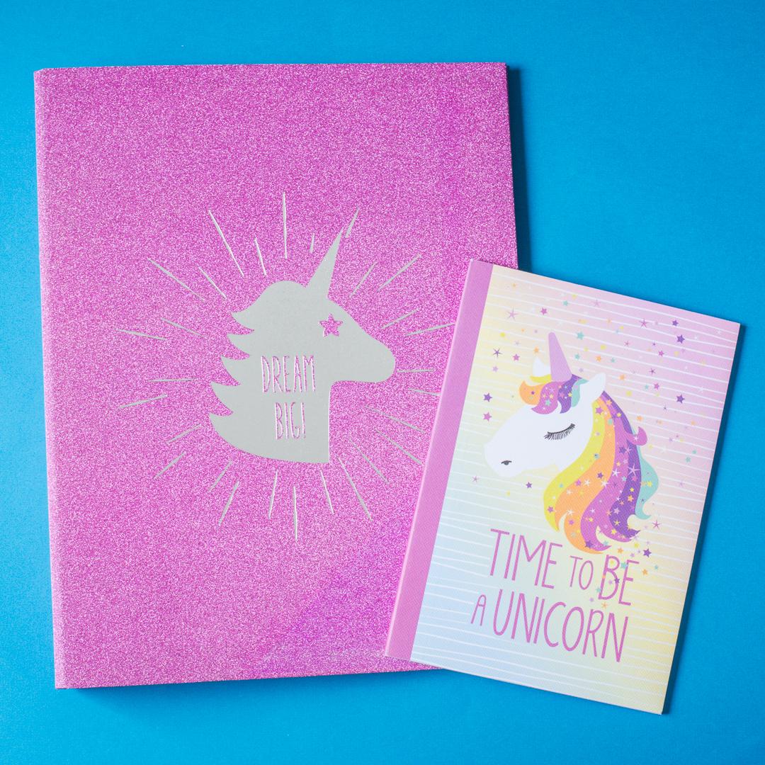 unicorn stationery haul | carlalouise.com