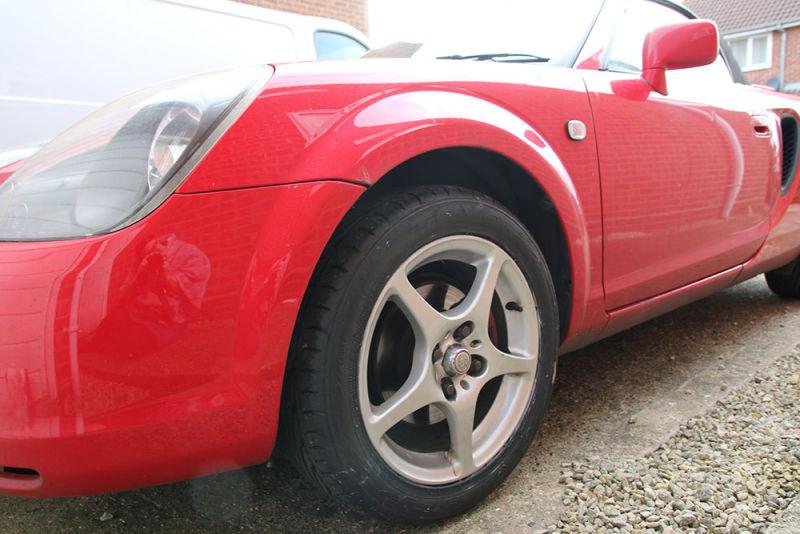 poppy-new-tyres