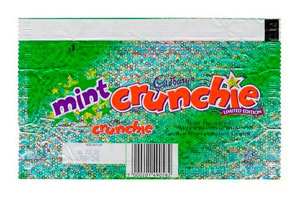Mint-crunchie