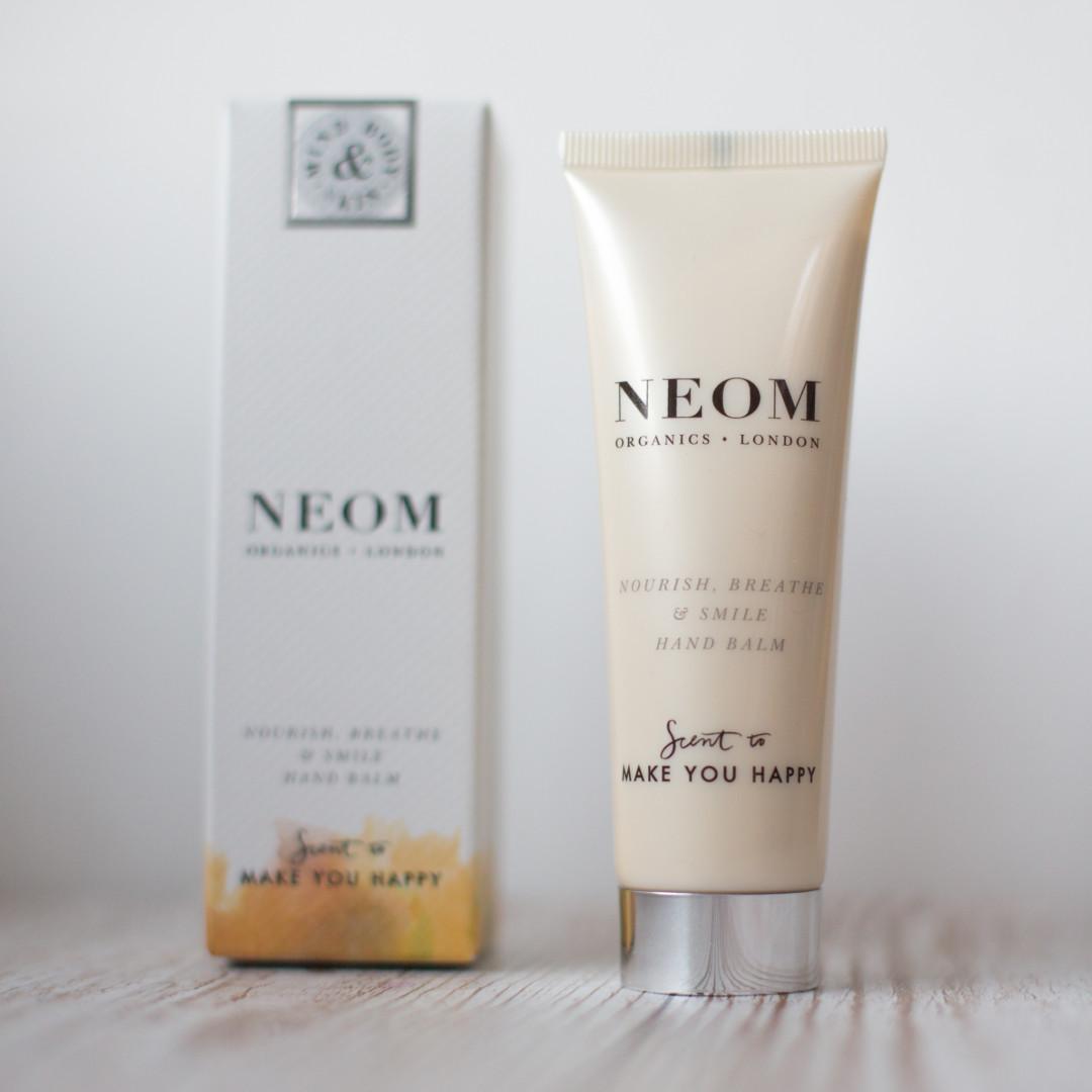 NEOM hand balm | carlalouise.com