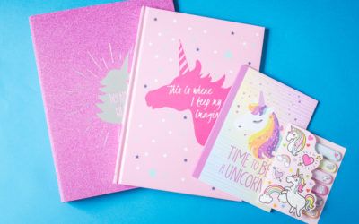 Unicorn stationery haul!