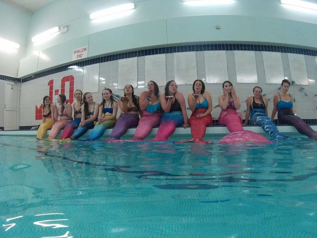 Clacton September mermaid meet | carlalouise.com