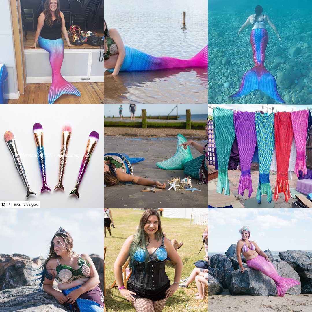 Mermaid Kerenza Sapphire best nine 2017