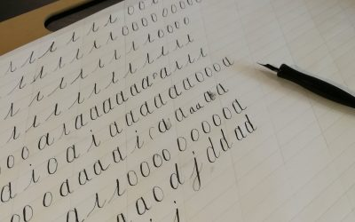 Calligraphing